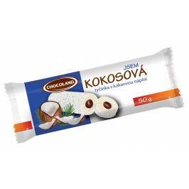 Chocoland Jsem Kokosová tyčinka s kakaovou náplní