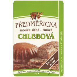 Předměřická mouka Mouka žitná tmavá chlebová