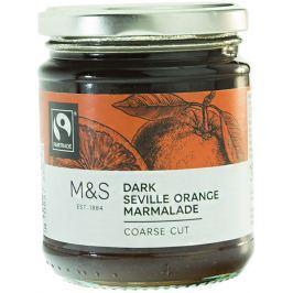 Marks & Spencer Marmeláda ze sevillských pomerančů s velkými kousky ovoce