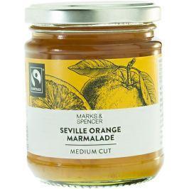 Marks & Spencer Marmeláda ze sevillských pomerančů se středně velkými kousky ovoce