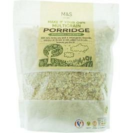 Marks & Spencer Instantní kaše z různých druhů obilovin s lněnými semínky a vanilkovým aroma
