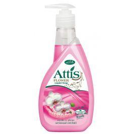 Attis orchidej tekuté mýdlo