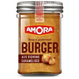 Amora BBQ Burger omáčka