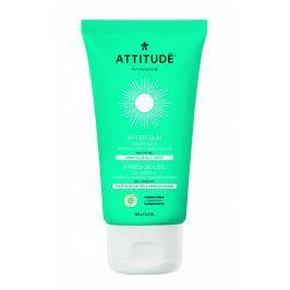 Attitude Hydratační měsíčkový gel po opalování s vůní máty a okurky