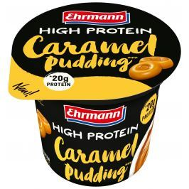 Ehrmann High Protein Pudding Caramel