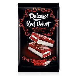 Dulcesol Red Velvet - piškotový dezert