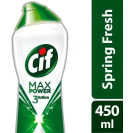 Cif Max Power Spring Fresh krém