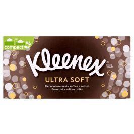 Kleenex Ultra Soft papírové kapesníky Box 80ks