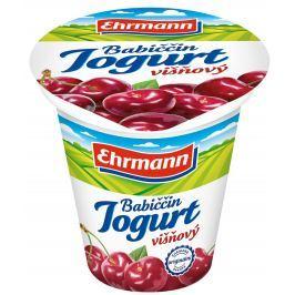 Ehrmann Babiččin jogurt višeň