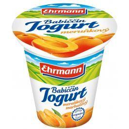 Ehrmann Babiččin jogurt meruňka