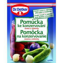 Dr. Oetker Pomůcka ke konzervování