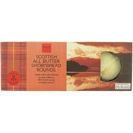 Marks & Spencer Skotské máslové sušenky - kolečka