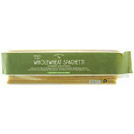 Marks & Spencer Italské celozrnné pšeničné špagety