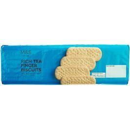 Marks & Spencer Čajové pšeničné sušenky