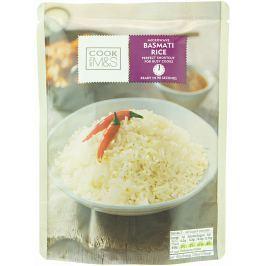 Marks & Spencer Vařená rýže basmati