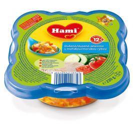 Hami příkrm Malý gurmán Dušená zelenina s mořskou rybou
