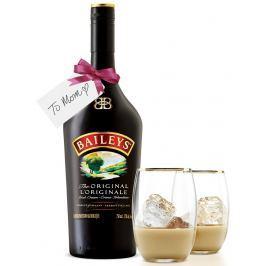 Baileys Original dárkové balení + 2 skleničky