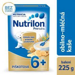 Nutrilon Pronutra mléčná kaše krupicová s piškoty