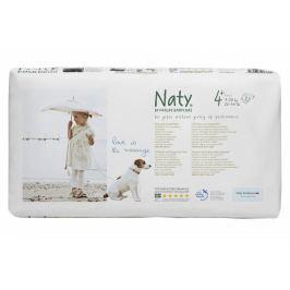 Naty Nature Babycare Dětské ECO plenky Maxi+ 9-20 kg (velikost 4+) 44 ks