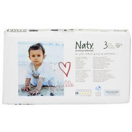 Naty Nature Babycare Dětské ECO plenky Midi 4-9 kg (velikost 3) 52ks