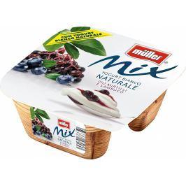 Müller Mix Superfruit Borůvka & Bezinka