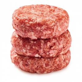 Gurmet Vepřový burger 6ks