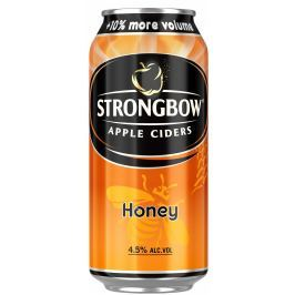 Strongbow Honey cider plech