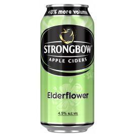 Strongbow Elderflower cider plech