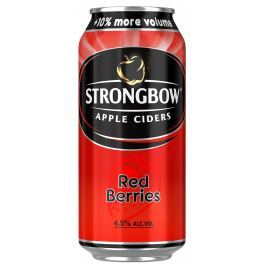 Strongbow Red Berries cider plech
