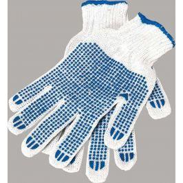 Pracovní rukavice s gumovými terčíky