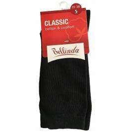 Bellinda dámské ponožky CLASSIC SOCKS, černé, vel. 35-38