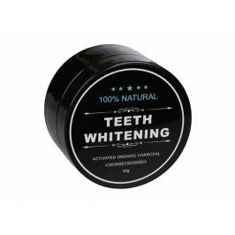 Charcoal bělící zubní pudr s aktivním uhlím