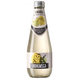 Bohemsca Zahradní limonáda BEZOVÝ KVĚT & CITRONOVÝ TYMIÁN