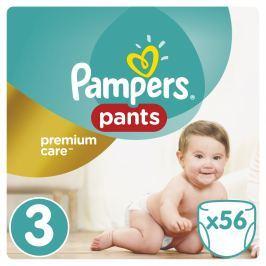 Pampers Pants Premium Value Pack (velikost 3) 56ks