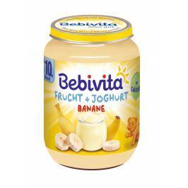 Bebivita Ovoce a jogurt - Banán