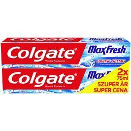 Colgate Max Fresh zubní pasta s chladivými krystalky 2ks