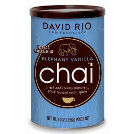 David Rio Chai Elephant Vanilla + hrnek jako dárek