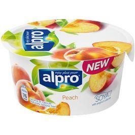 Alpro Fresh sojová alternativa jogurtu broskev
