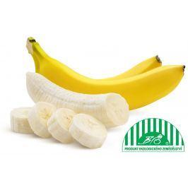 BIO banány, balení