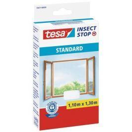 Tesa Síť proti hmyzu do oken, bílá, 1,1 m x 1,3 m