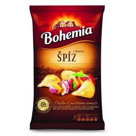 Bohemia Chips s příchutí Špíz