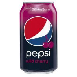 Pepsi Wild Cherry plech