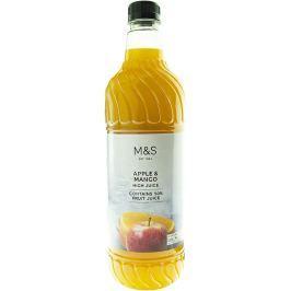 Marks & Spencer Sirup z jablek s mangovým protlakem
