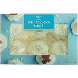 Marks & Spencer mini sněhové pusinky