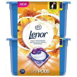 Lenor Silk Orchid tablety na praní 28ks