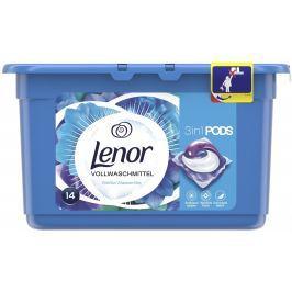 Lenor Waterlily tablety na praní 14ks