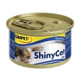 Gimpet ShinyCat konzerva pro kočky tuňák