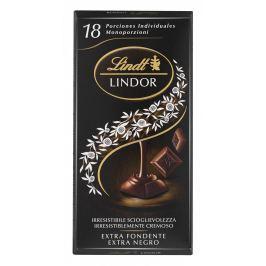 Lindt Lindor Singles extra hořká čokoláda