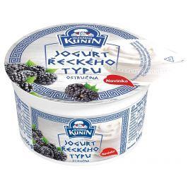 Mlékárna Kunín Jogurt řeckého typu ostružina