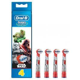 Oral-B Stages Kartáčkové Hlavice S Disney Star Wars 4ks